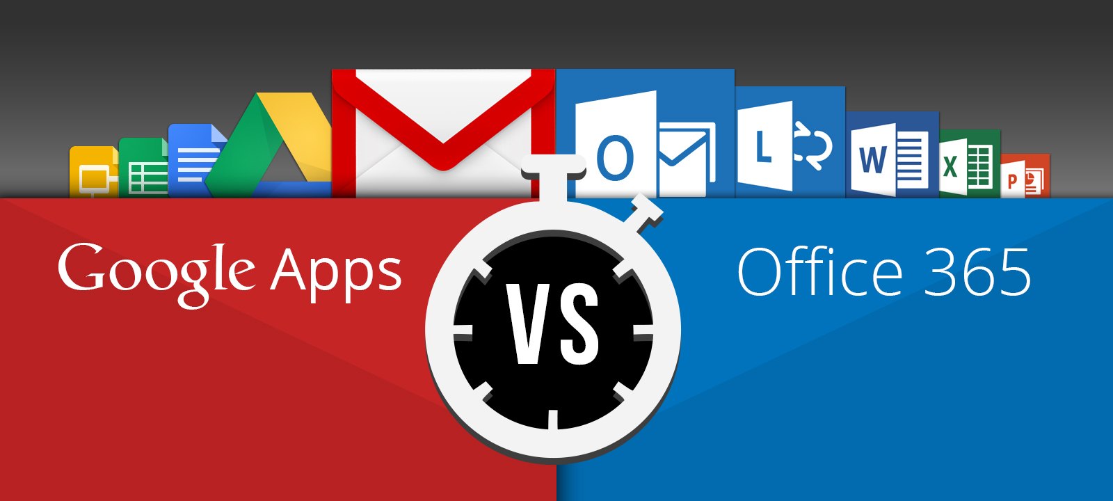 googlevsoffice365